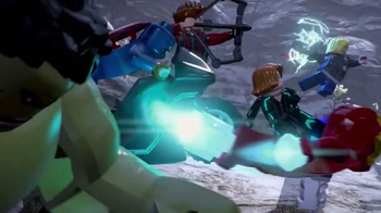 LEGO Marvel's Avengers TV Spot, 'Earth's Mightiest Heroes'