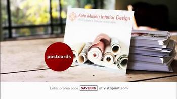 Vistaprint Semi-Annual Sale TV Spot, 'Banners, Postcards and Websites' - Thumbnail 4