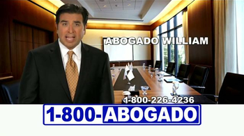 1-800-ABOGADO TV Spot, 'Cualquier accidente' [Spanish] - Thumbnail 2