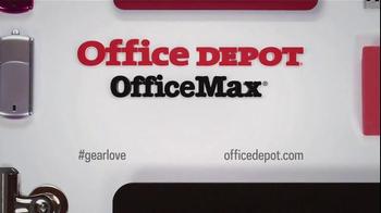 Office Depot TV Spot, 'Gearcentric: Jolt of Confidence - HP Printer' - Thumbnail 10