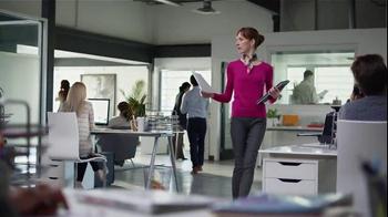 Office Depot TV Spot, 'Gearcentric: Jolt of Confidence - HP Printer' - Thumbnail 4