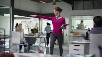 Office Depot TV Spot, 'Gearcentric: Jolt of Confidence - HP Printer' - Thumbnail 5