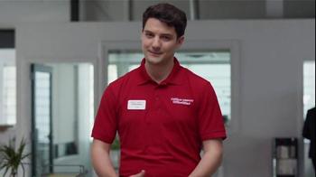 Office Depot TV Spot, 'Gearcentric: Jolt of Confidence - HP Printer' - Thumbnail 7