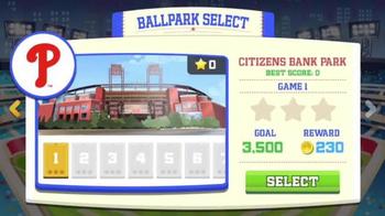 MLB.com Line Drive TV Spot, 'Swipe for the Fences'