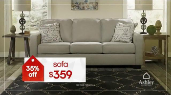 Ashley Homestore Red Tag Sale TV Spot, 'Sale Extended' - Thumbnail 3