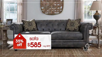 Ashley Homestore Red Tag Sale TV Spot, 'Sale Extended' - Thumbnail 6