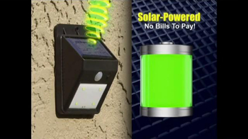 Ever Brite TV Spot, 'Wireless Solar Powered Light'