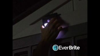 Ever Brite TV Spot, 'Wireless Solar Powered Light' - Thumbnail 6