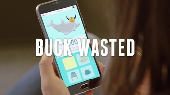 Taco Bell Crunchwrap Sliders TV Spot, 'A Buck Wasted: Digital Dolphin' - Thumbnail 7