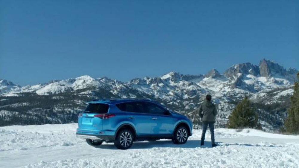 Toyota Rav4 Hybrid Tv Commercial Wolf Pack Featuring
