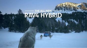Toyota RAV4 Hybrid TV Spot, 'Wolf Pack' Featuring James Marsden - Thumbnail 10