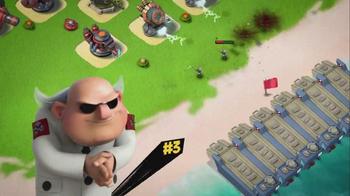 Boom Beach TV Spot, 'Dr. T's Three Reasons' - Thumbnail 7