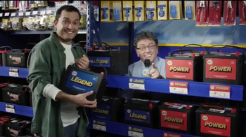 NAPA Auto Parts TV Spot, 'Calidad' [Spanish]