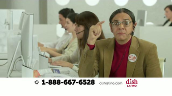 DishLATINO TV Spot, 'Un cable' con Eugenio Derbez [Spanish] - 89 commercial airings