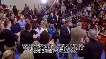 America Leads TV Spot, 'Nothing More Important' Featuring Chris Christie - Thumbnail 8