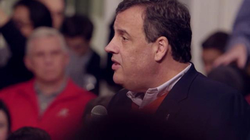 America Leads TV Spot, 'Nothing More Important' Featuring Chris Christie