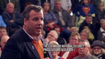 America Leads TV Spot, 'Nothing More Important' Featuring Chris Christie - Thumbnail 5