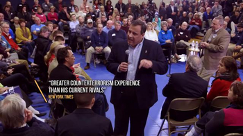 America Leads TV Spot, 'Nothing More Important' Featuring Chris Christie - Thumbnail 7