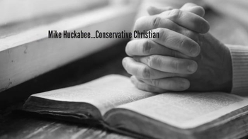 Pursuing America's Greatness TV Spot, 'Moral Clarity' Feat. Mike Huckabee - Thumbnail 5