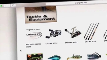 Lindner's Angling Edge TV Spot, 'Catch More' - Thumbnail 3