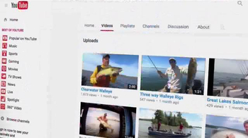 Lindner's Angling Edge TV Spot, 'Catch More' - Thumbnail 6