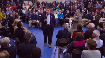 America Leads TV Spot, 'Mary Pat' Featuring Chris Christie - Thumbnail 1
