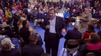 America Leads TV Spot, 'Mary Pat' Featuring Chris Christie