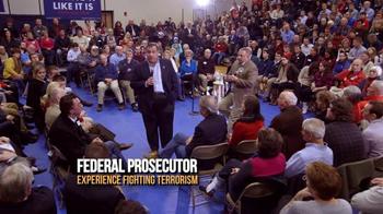 America Leads TV Spot, 'Mary Pat' Featuring Chris Christie - Thumbnail 2