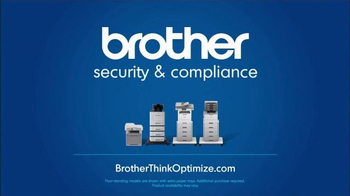Brother Office TV Spot, 'Keeping Confidential...Confidential' - Thumbnail 10