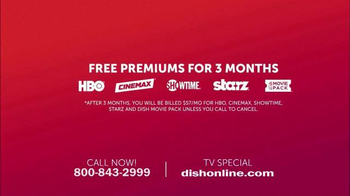Dish Network TV Spot, 'Amazing Offer' - Thumbnail 7