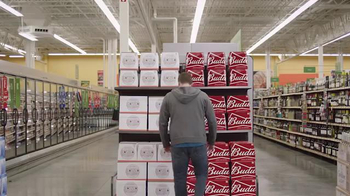 Budweiser Super Bowl 2016 Teaser, 'Act Like It: Clydesdale Beer Run' - Thumbnail 1