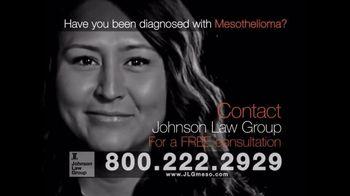 Johnson Law Group TV Spot, 'Mesothelioma Diagnosis'