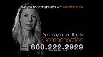 Johnson Law Group TV Spot, 'Mesothelioma Diagnosis' - Thumbnail 7