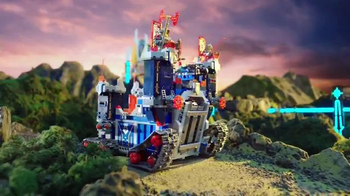 LEGO Nexo Knights TV Spot, 'Listen Up, Knights'