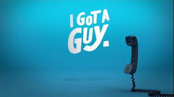 Jackson Hewitt TV Spot, \'I Got a Guy\'