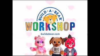 Build-A-Bear Workshop TV Spot, 'The Pink One for Valentines Day' - Thumbnail 8