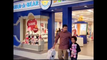 Build-A-Bear Workshop TV Spot, 'The Pink One for Valentines Day' - Thumbnail 1