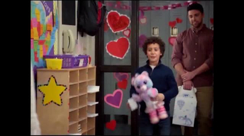 Build-A-Bear Workshop TV Spot, 'The Pink One for Valentines Day' - Thumbnail 3