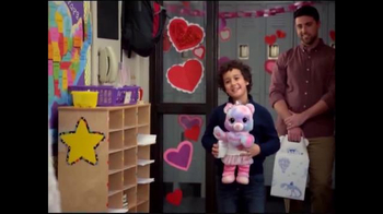 Build-A-Bear Workshop TV Spot, 'The Pink One for Valentines Day' - Thumbnail 4