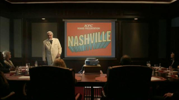 KFC Nashville Hot Chicken TV Spot, 'Boardroom' Featuring Norm Macdonald - Thumbnail 2