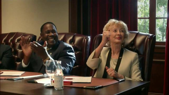 KFC Nashville Hot Chicken TV Spot, 'Boardroom' Featuring Norm Macdonald - Thumbnail 9