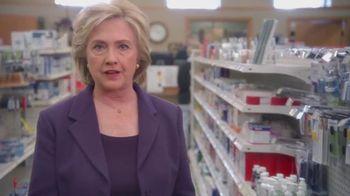 Hillary for America TV Spot, 'More'