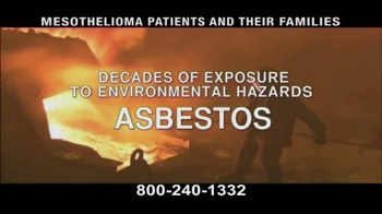 Pulaski & Middleman TV Spot, 'Mesothelioma Patients: Thousands of Workers' - Thumbnail 3