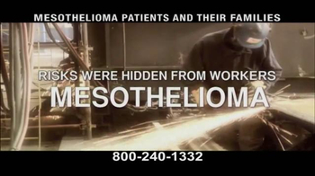 Pulaski & Middleman TV Spot, 'Mesothelioma Patients: Thousands of Workers' - Thumbnail 4
