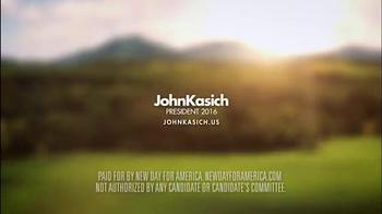 New Day for America TV Spot, 'Reformer' Featuring John Kasich - Thumbnail 8