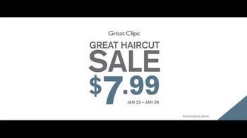 Great Clips Great Haircut Sale TV Spot, 'Benny & Lenny' - Thumbnail 8