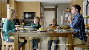 Care.com HomePay TV Spot, 'Eating Under the Table' - Thumbnail 10