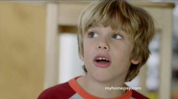 Care.com HomePay TV Spot, 'Eating Under the Table' - Thumbnail 4