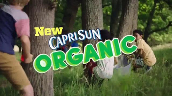 Capri Sun Organic TV Spot, \'Water Balloon Fight\'