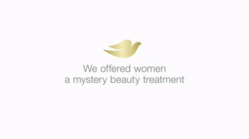 Dove Skin Care TV Spot, 'Mystery Beauty Treatment' - Thumbnail 1